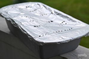 Говядина, запеченная с луком - фото шаг 7
