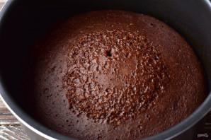"""Торт """"Шоколад на кипятке"""" в мультиварке - фото шаг 8"""