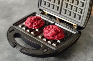 Овощные вафли - фото шаг 5