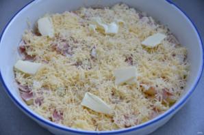 Картофельный гратен с беконом - фото шаг 7