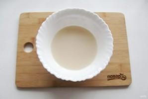 Пирог с квашеной капустой и грибами - фото шаг 1
