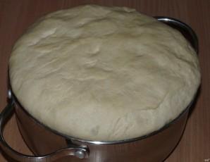 Пирог дрожжевой ягодный - фото шаг 2