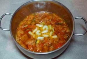 Средиземноморский рыбный суп - фото шаг 5