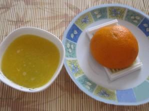 Бананово-апельсиновый коктейль - фото шаг 3