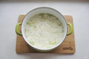 Домашний сыр из магазинного молока - фото шаг 5