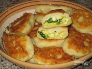 Картофельное тесто - фото шаг 5