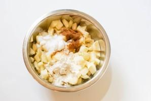 Тарталетки с яблоками - фото шаг 2