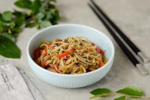 Корейский салат из маша - фото шаг 6