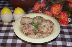 Куриные тефтели в сметанном соусе - фото шаг 8