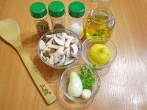 Сыроедческие грибы - фото шаг 1
