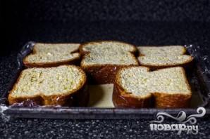 Французские тосты крем-брюле - фото шаг 4