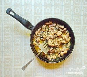 Свинина с карри и стручковой фасолью - фото шаг 3