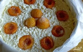 Творожно-рисовая запеканка с абрикосами - фото шаг 9