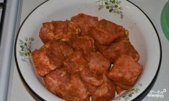 Шашлык из корейки свинины - фото шаг 1