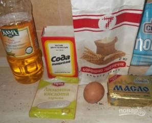 Тесто на вафли - фото шаг 1