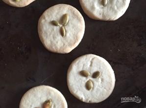 Простое песочное печенье - фото шаг 7