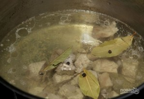 Суп из крапивы и щавеля - фото шаг 2