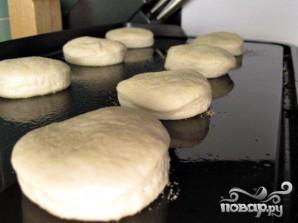 Английские булочки - фото шаг 5