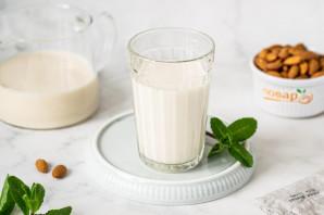Вегетарианское молоко в домашних условиях