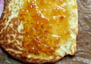Рулет в кексе «Апельсиновый блюз» - фото шаг 4