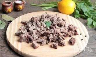 Простой рецепт солянки мясной - фото шаг 5