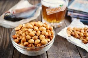 Орешки соленые в специях - фото шаг 6