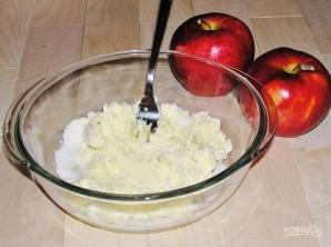 "Яблочный пирог с сыром ""Гауда"" - фото шаг 3"
