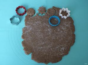 Ржаное печенье с мёдом - фото шаг 6