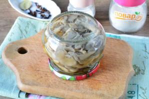 Маринованные грибы с лимонной кислотой на зиму - фото шаг 7