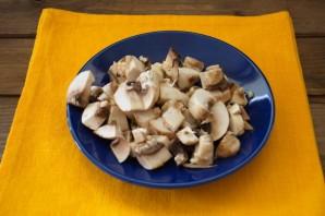 Пирожки с лесными грибами - фото шаг 2