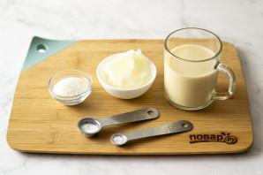 Йогурт из соевого молока
