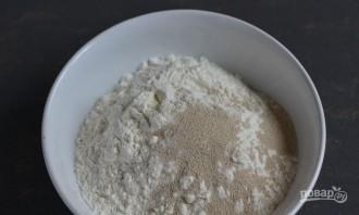 Молочные булочки - фото шаг 1