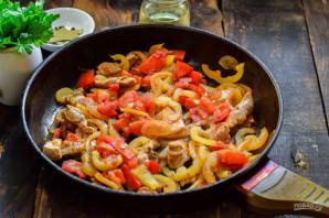 Мясо по-балкански - фото шаг 6
