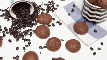 Шоколадно-кофейное печенье - фото шаг 10