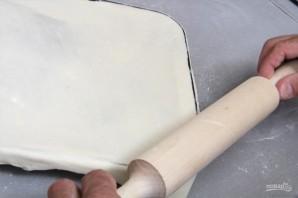 Фокачча бездрожжевая - фото шаг 7