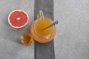 Грейпфрутовый сок - фото шаг 4