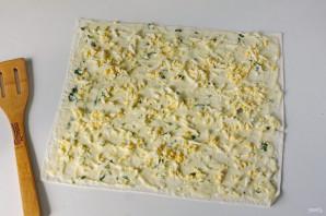 Лаваш со сливочным сыром - фото шаг 6