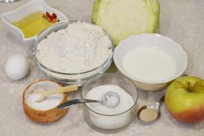 Пирожки жареные во фритюре - фото шаг 1