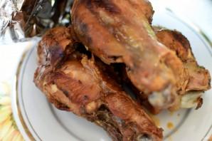 Пикантная индейка с ароматный кускусом - фото шаг 4