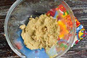 Овсяное песочное печенье - фото шаг 5