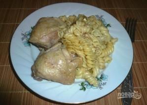 Курица с макаронами - фото шаг 12