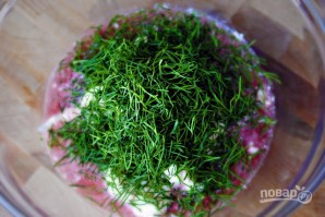 Салат с капустой и фенхелем - фото шаг 6