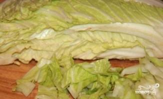 Салат из моркови по-корейски с курицей - фото шаг 1
