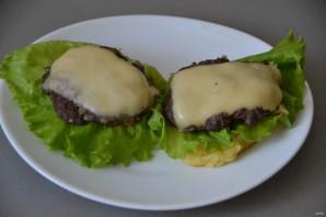 Картофельный бургер - фото шаг 12