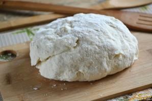Тесто для хачапури на кефире - фото шаг 5