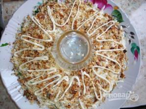 "Рецепт салата ""Гранатовый браслет"" - фото шаг 9"