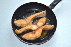 Жареный толстолобик - фото шаг 6