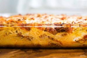 Запеченные спагетти - фото шаг 11