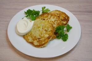 Котлеты из кабачков и картофеля - фото шаг 6