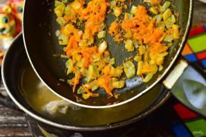 Гороховый суп с лапшой - фото шаг 9